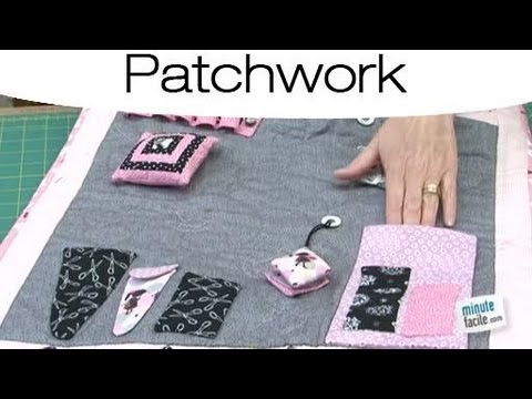 choisir un mod le de patchwork youtube. Black Bedroom Furniture Sets. Home Design Ideas