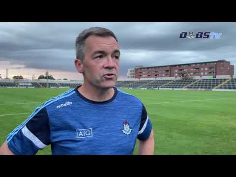 Dublin U20s Hurling manager Seán Power speaks to DubsTV after defeat to Galway