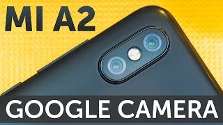 Обзор Google Camera HDR на Xiaomi Mi A2 много фото (HDR+ селфи и портреты)