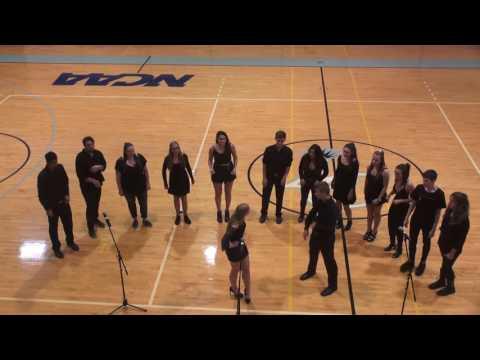 Spartones: Lasell College A Cappella 2016