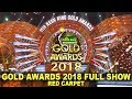 Gold Awards 2018 Full Show | Red Carpet | Zee Tv Gold Awards 2018 Full Show | Zee Tv Awards 2018