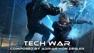 Dark Electronic Music - Tech War