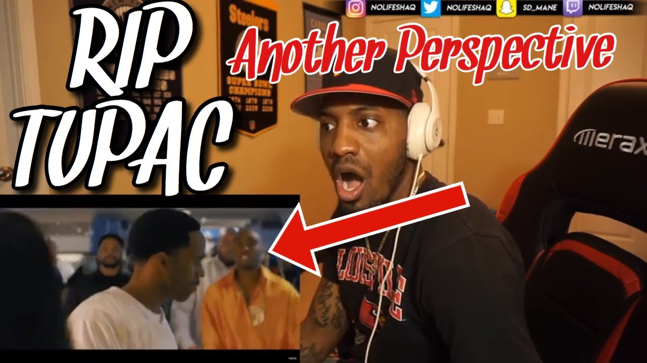 SO THIS WHY PAC DIED!!! | Glasses Malone - Tupac Must Die(Orlando Anderson) (REACTION!!!)