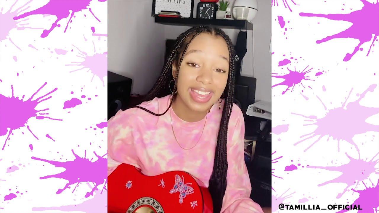 Download Tusa - Karol G ft. Nicki Minaj (cover by Tamillia)