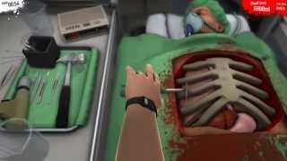 surgeon Simulator 2013 обзор (Let's Play 1)