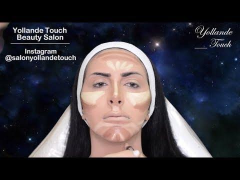 b8925ab350e74 Bridal Makeup with Yollande 2018 مكياج عروس مع خبيرة التجميل يولاند ...