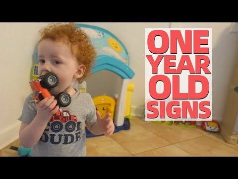 EARLY AUTISM SIGNS IN BABIES (actual Footage)