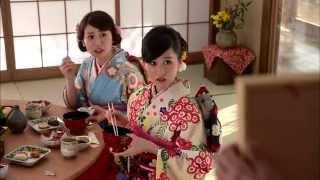 前田敦子/大島優子/指原莉乃 フジカラー お正月を写そう♪2015 2015/01 ...
