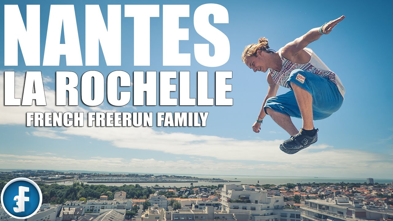 6 nantes la rochelle french freerun family ft 4pk pklr youtube. Black Bedroom Furniture Sets. Home Design Ideas