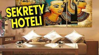 Sekrety i Tajemnice Hoteli - Jak Oszczędzić Pieniądze - Poradnik Analiza Komentator Podróże Wakacje