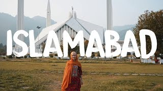 I came to Pakistan with fears | ISLAMABAD and SHAH ALLAH DITTA CAVES VLOG #42