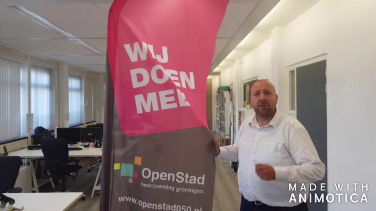 Wees erbij! Op 29 september 2018 is OpenStad050!