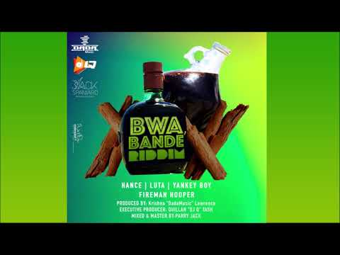 Bwa Bande Riddim Mix ☑� SOCA☑️ (Dada Music) Mix by djeasy