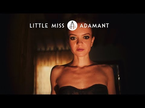 Little Miss Adamant - DIY BLACK METAL DRESS