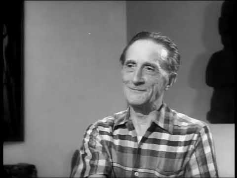 Marcel Duchamp Interview On Art And Dada (1956)