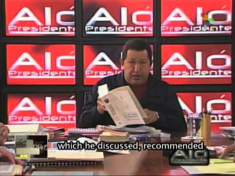 Lives - Hugo Chavez and Venezuela's Cultural Achievements