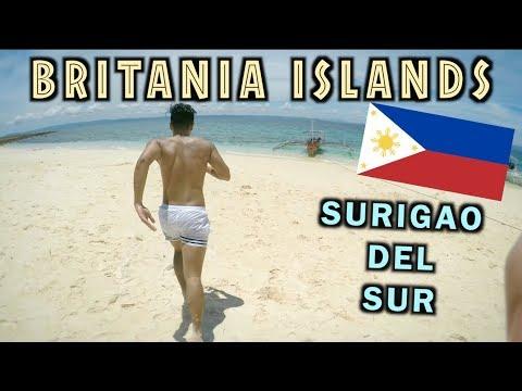 BRITANIA ISLANDS SURIGAO DEL SUR, PHILIPPINES  | PHILIPPINES TRAVEL VLOG