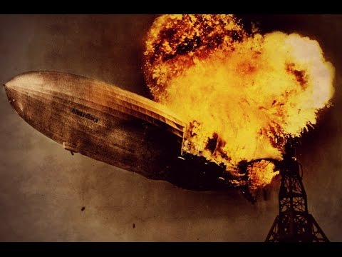 Passenger Airship Deadly Disasters In The History