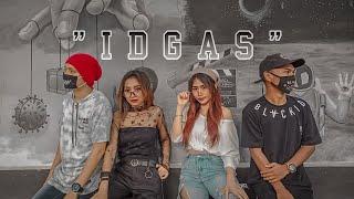 Download lagu IDGAS - Andi.R x Bang.D x Anggraini.G x Olliana.C [Official Music Video]