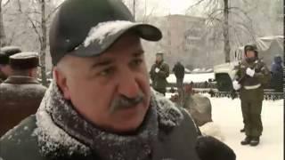 Участники Вахты Героев Отечества  открыли  камень на