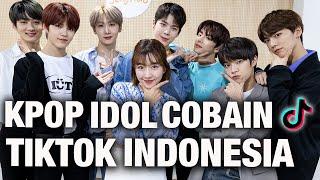 NGAJARIN KPOP IDOL BOYGROUP KOREA TIKTOK HITS INDONESIA |  PART 2