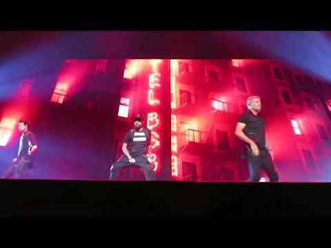 New Love – Backstreetboys – DNAWorldTour in Detroit