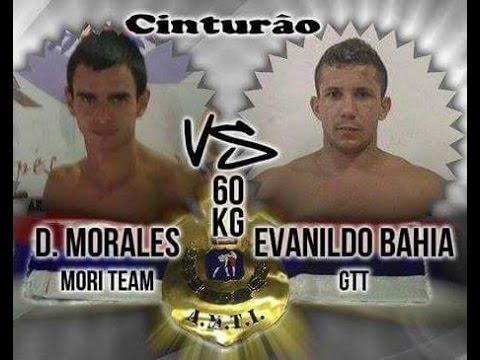 PORTUARIOS STADIUM - Daniel Morales (Mori Team) X Evanildo Bahia (GTT) - 60KG
