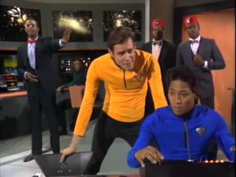 In Living Color James aka jim Carrey As Kirk