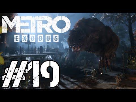 Metro Exodus Gameplay Walkthrough Part 19 Bear Boss