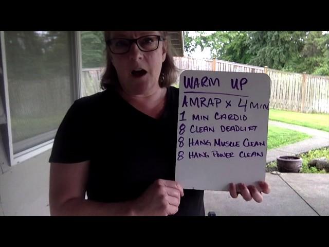 At-Home WOD (6/12/2020) - Grey Coast CrossFit
