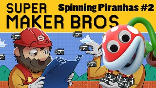 Super Maker Bros. - Spinning Piranhas #2