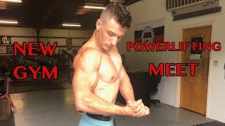 JEREMY HOORNSTRAS GYM | AM I COMPETING?