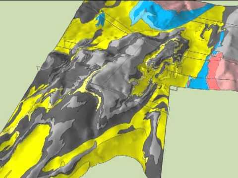 Mount Greylock Geology