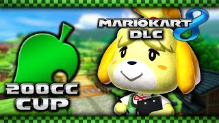 Mario Kart 8 - DLC Pack #2 - 200CC Crossing Cup w/Isabelle (Animal Crossing × Mario Kart 8)