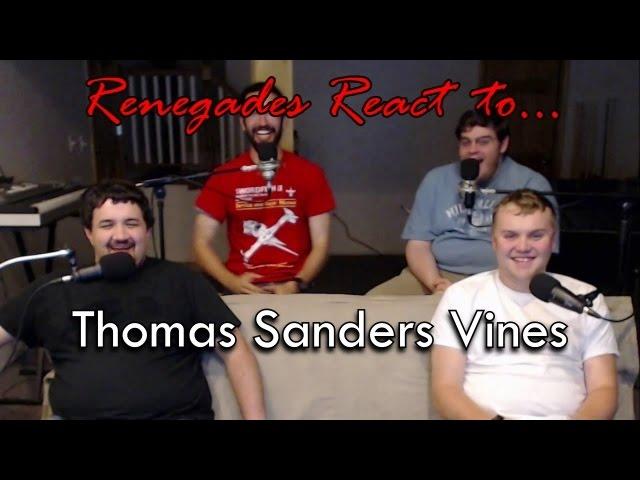 Renegades React to    Thomas Sanders Vines Download video