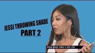 Jessi baddest/shadiest moments pt.2 (unpretty rapstar 2 edition)