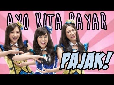JKT48 - Ayo Kita (Bayar Pajak) - Aitakatta Parody ft. TAX48
