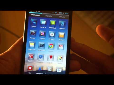Видео Sharp SH631W