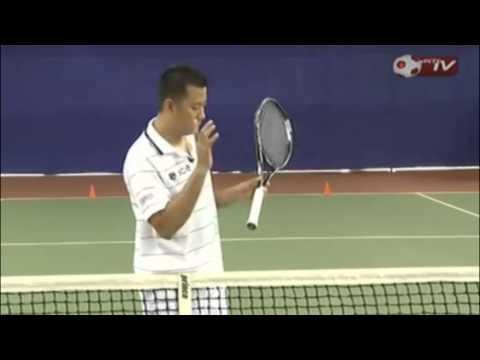 Video dạy học Tennis (P4) Thuận tay số 5 & cú trái 1 tay