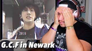 G.C.F in Newark VHS ver. Reaction