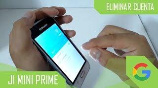 Eliminar Cuenta de Google Samsung Galaxy J1 Mini Prime