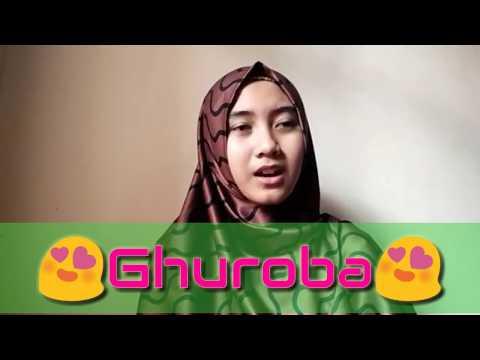 SUARA EMAS !! Neng ALFINA NINDIYANI   Sholawat Ghuroba