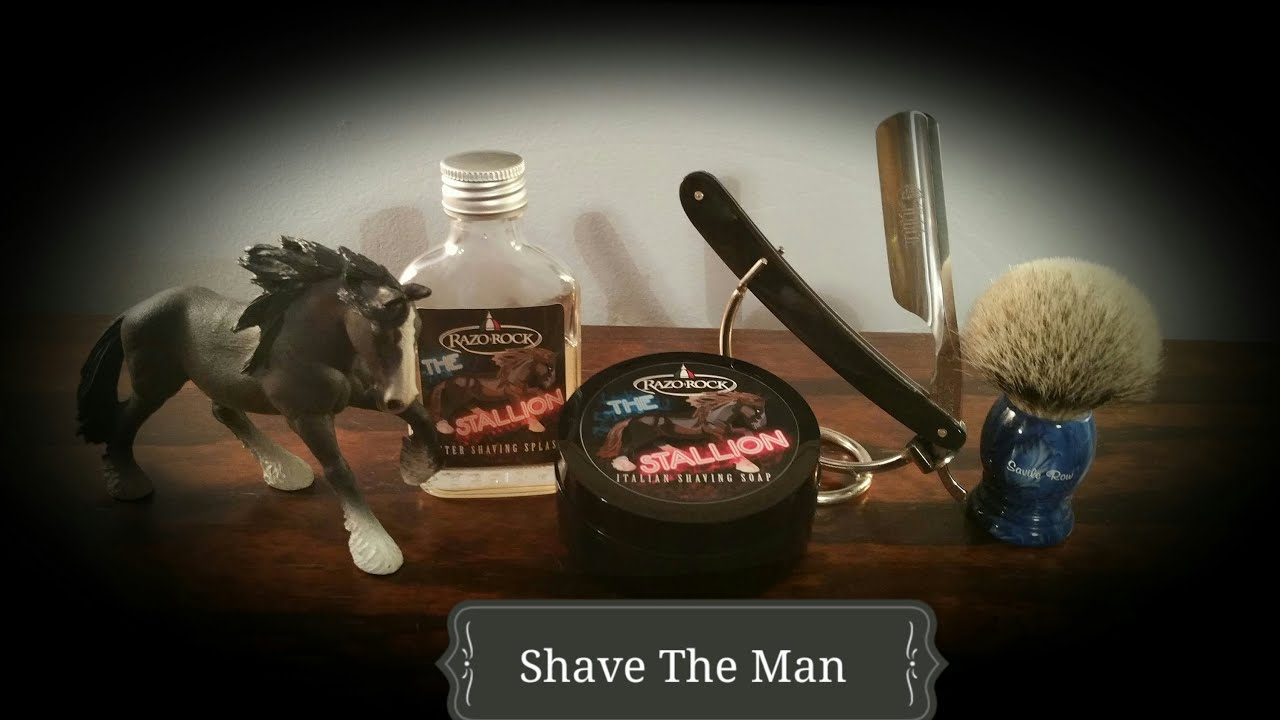shave the man