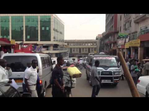 Africa Trip 2012 Kampala