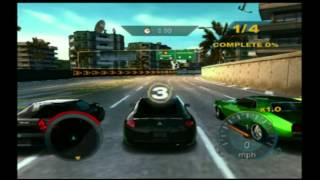 NFS Undercover PS2 - Career Mode Part 1