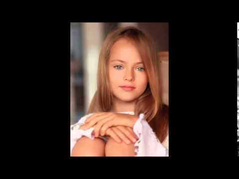 9 yaşında ki Dünyanın en güzel kızı
