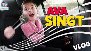 Ava singt Bibi und Tina 🎤 Playliste Katy Perry, Spice Girls, Ed Sheeran 💕 Köln VLOG *Reupload *