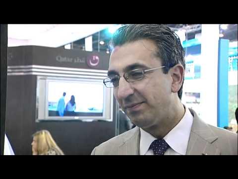 Hoss Vetry, Area General Manager, Ritz-Carlton, Doha, Qatar @ ATM 2011