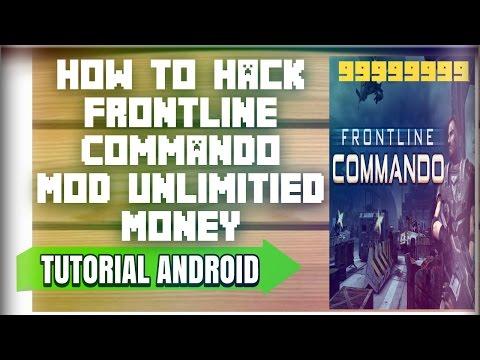 Cara Cheat Game Frontline Commando Tanpa ROOT Praktis Teman