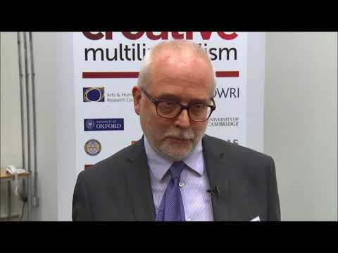Interview with Professor Terry Lamb: Community languages in schools